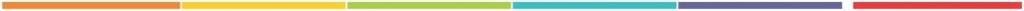 barra colorida